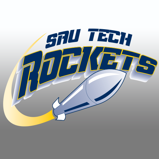 sau tech rocket logo