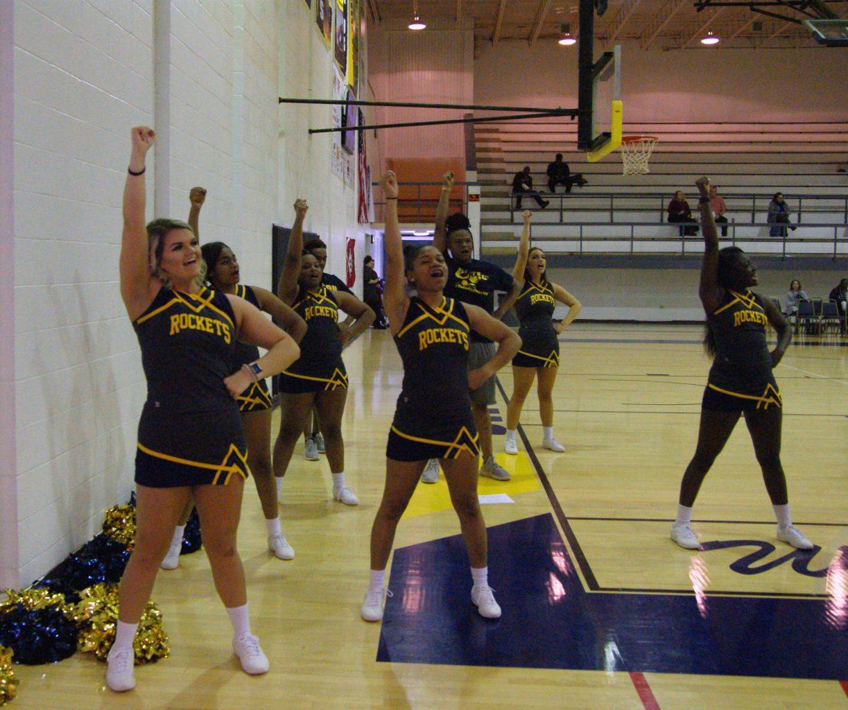 Rocket Cheer Squad
