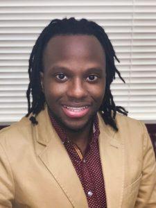 young black man
