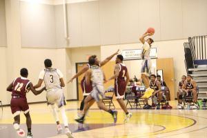 college basketball team