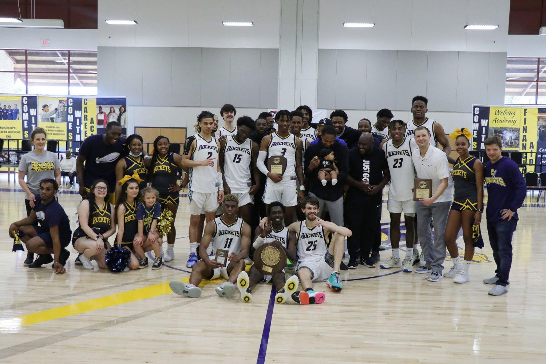 student athletes win championship